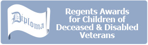 Regents Awards for Children of Deceased & Disabled Veterans